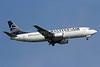 Batavia Air Boeing 737-4H6 PK-YVT (msn 27191) SIN (Michael B. Ing). Image: 907320.