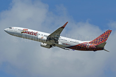 Batik Air-Lion Group Boeing 737-9GP ER WL PK-LBJ (msn 38742) DPS (Pascal Simon). Image: 948459.