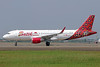 Batik Indonesia-Lion Group Airbus A320-214 WL PK-LAI (msn 6356) CGK (Michael B. Ing). Image: 938396.