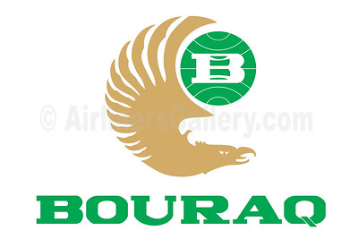 1. Bouraq Indonesia Airlines logo