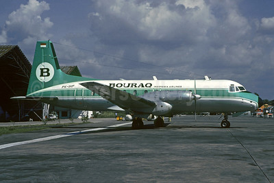 Bouraq Indonesia Airlines Hawker Siddeley HS. 748-234 Series 2 PK-IHF (msn 1622) JKT (Christian Volpati). Image: 945629.