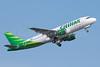 Citilink-Garuda Indonesia Airways Airbus A320-214 F-WWDT (PK-GLQ) (msn 5541) TLS (Olivier Gregoire). Image: 911187.