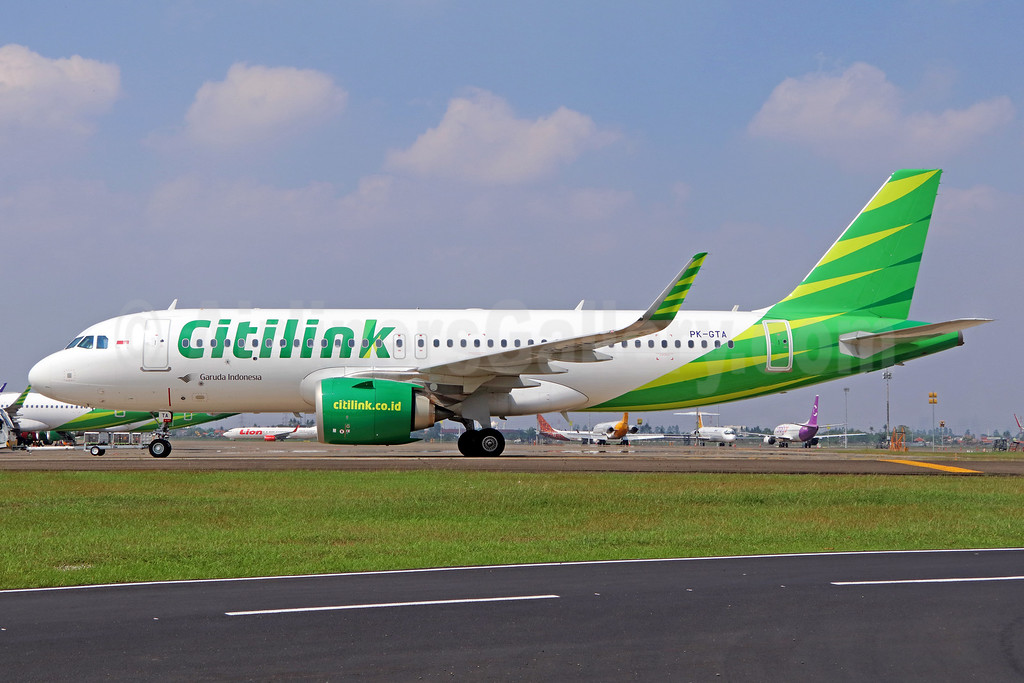 Citilink garuda indonesia airways bruce drum airlinersgallery reheart Image collections