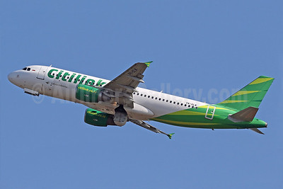 Citilink-Garuda Indonesia Airways Airbus A320-214 PK-GLW (msn 5597) DPS (Pascal Simon). Image: 940116.