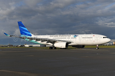 Garuda Indonesia Airways Airbus A330-243 PK-GPP (msn 1364) AMS (Ton Jochems). Image: 948509.