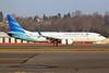 First MAX 8, first flight on December 5, 2017
