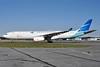 Garuda Indonesia Airways Airbus A330-341 PK-GPE (msn 148) (Visit Indonesia) BWI (Tony Storck). Image: 912834.