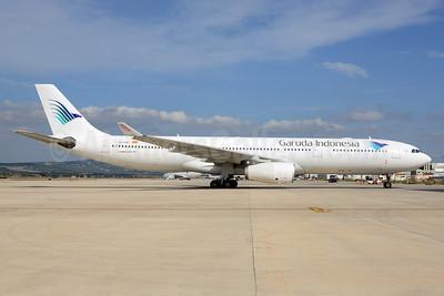 Garuda Indonesia Airways (AirEuropa) Airbus A330-343X EC-LXA (msn 670) PMI (Ton Jochems). Image: 921079.