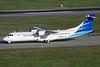 Garuda Indonesia Airways ATR 72-212A (ATR 72-600) F-WWEH (PK-GAA) (msn 1119) TLS (Globalpics). Image: 921078.