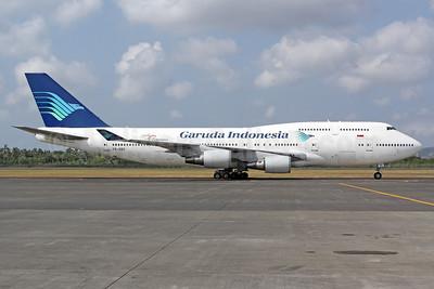 """""""Visit Indonesia 2009"""" promotional emblem"""