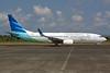 Garuda Indonesia Airways Boeing 737-8U3 WL PK-GMA (msn 30151) DPS (Michael B. Ing). Image: 924192.