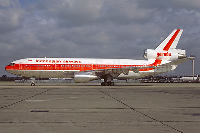 Airlines Color Scheme - Introduced 1969