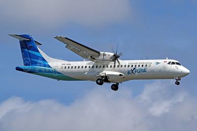 Garuda Indonesia Explore ATR 72-212A (ATR 72-600) PK-GAL (msn 1254) DPS (Pascal Simon). Image: 943875.