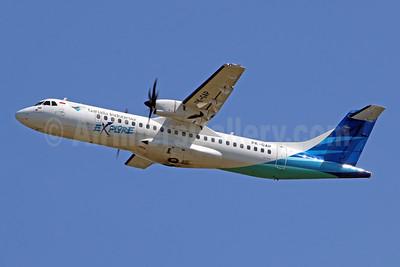 Garuda Indonesia Explore ATR 72-212A (ATR 72-600) PK-GAP (msn 1340) DPS (Pascal Simon). Image: 943878.