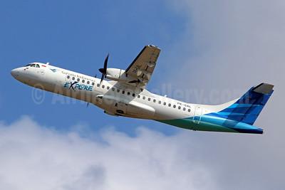 Garuda Indonesia Explore ATR 72-212A (ATR 72-600) PK-GAL (msn 1254) DPS (Pascal Simon). Image: 943876.
