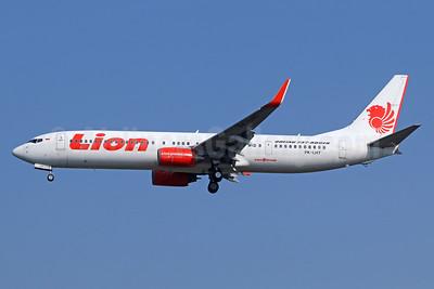 Lion Air (PT Lion Mentari Airlines) Boeing 737-9GP ER WL PK-LHT (msn 37283) CGK (Michael B. Ing). Image: 938424.