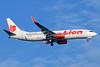 Lion Air (PT Lion Mentari Airlines) Boeing 737-8GP WL PK-LKG (msn 38681) SIN (Michael B. Ing). Image: 938407.