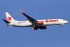 Lion Air (PT Lion Mentari Airlines) Boeing 737-9GP ER WL PK-LHR (msn 37281) SIN (Michael B. Ing). Image: 907296.