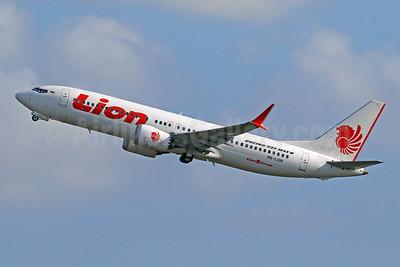 Lion Air (PT Lion Mentari Airlines) Boeing 737-8 MAX 8 PK-LQH (msn 42996) DPS (Pascal Simon). Image: 945951.