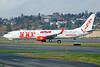 Lion Air (PT Lion Mentari Airlines) Boeing 737-9GP ER WL PK-LOF (msn 38741) (100th Boeing Next-Generation 737) BFI (Joe G. Walker). Image: 920996.
