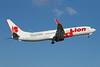 Lion Air (PT Lion Mentari Airlines) Boeing 737-9GP ER WL PK-LGL (msn 35729) BFI (Joe G. Walker). Image: 903435.