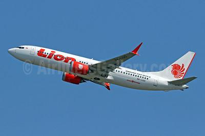 Lion Air (PT Lion Mentari Airlines) Boeing 737-8 MAX 8 PK-LQO (msn 42998) DPS (Pascal Simon). Image: 945953.