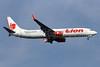 Lion Air (PT Lion Mentari Airlines) Boeing 737-9GP ER WL PK-LFH (msn 35710) SIN (Michael B. Ing). Image: 908381.