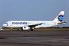 Mandala Airlines Airbus A320-233 PK-RMJ (msn 1482) (40 Years sticker) SUB (John Adlard). Image: 904233.