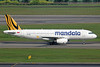 Mandala Airlines (Tiger Airways Indonesia) Airbus A320-232 PK-RMN (msn 4918) SIN (Michael B. Ing). Image: 913780.