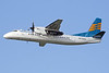 Merpati Nusantara Airlines Xian MA60 PK-MZC (msn 0409) DPS (Michael B. Ing). Image: 926979.
