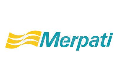 1. Merpati Nusantara Airlines logo