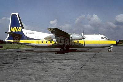 Merpati Nusantara Airlines Fokker F.27 Mk. 100 PK-MFS (msn 10166) JKT (Christian Volpati). Image: 952393.