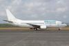 Merpati Nusantara Airlines Boeing 737-3Q8 PK-MDQ (msn 24300) DPS (Michael B. Ing). Image: 926976.