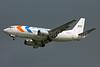 My Indo Airlines Boeing 737-3S3 (F) PK-MYU (msn 23811) SIN (Kok Chwee  K.C. Sim). Image: 928940.