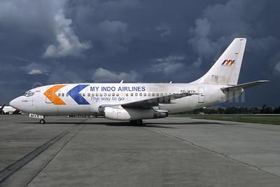"Airline Color Scheme - Introduced 2015 - named ""Al Ilham"""