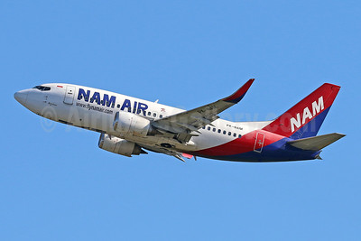 NAM Air Boeing 737-524 WL PK-NAM (msn 27900) DPS (Pascal Simon). Image: 943376.