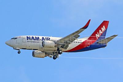 NAM Air Boeing 737-524 WL PK-NAP (msn 27534) DPS (Pascal Simon). Image: 946548.