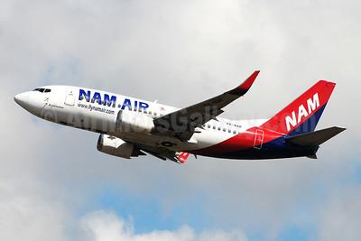 NAM Air Boeing 737-524 WL PK-NAK (msn 27332) DPS (Marco Finelli). Image: 943373.