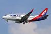 NAM Air Boeing 737-524 WL PK-NAN (msn 27901) CGK (Michael B. Ing). Image: 934010.