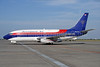 Sriwijaya Air Boeing 737-2H6 PK-CJG (msn 23320) SUB (Michael B. Ing). Image: 928972.
