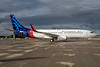 Sriwijaya Air Boeing 737-86J WL D-ABAQ (PK-CLR) (msn 28071) MUC (Arnd Wolf). Image: 909645.