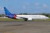 Sriwijaya Air Boeing 737-8K5 WL PK-CLT (msn 27991) DPS (Michael B. Ing). Image: 925828.