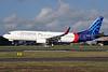 Sriwijaya Air Boeing 737-86Q WL N652AC (PK-CMF) (msn 32885) BOH (Antony J. Best). Image: 930130.