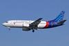 Sriwijaya Air Boeing 737-3Y0 PK-CKH (msn 25179) CGK (Michael B. Ing). Image: 938428.