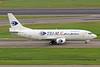 Tri-M.G. Asia Airlines Boeing 737-36N (F) PK-YGH (msn 28567) SIN (Michael B. Ing). Image: 934825.