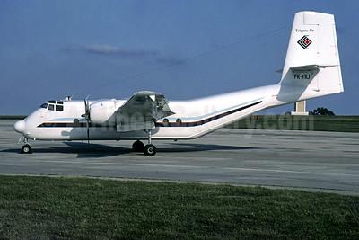 Trigana Air Service de Havilland Canada DHC-4 Caribou PK-YRJ (msn 27) (Jacques Guillem Collection). Image: 945859.