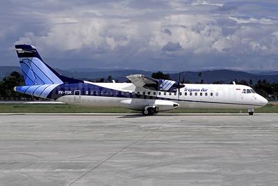 Trigana Air Service ATR 72-212A (ATR 72-500) PK-YSK (msn 538) DJJ (Jacques Guillem Collection). Image: 946552.