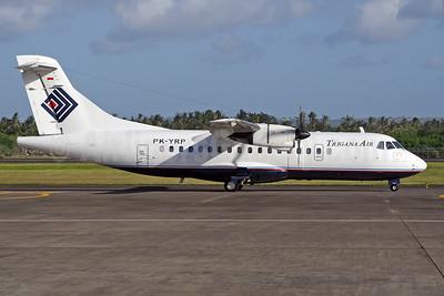 Trigana Air Service ATR 42-300 PK-YRP (msn 050) DPS (Michael B. Ing). Image: 928942.