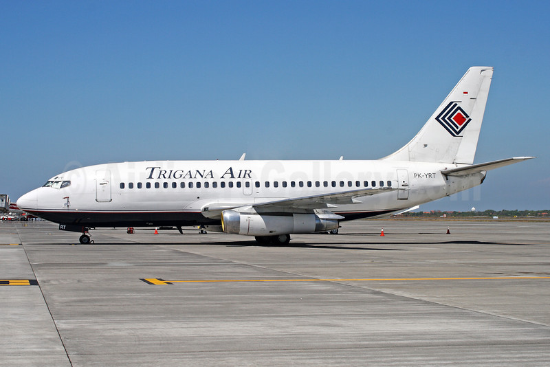 Trigana Air Service Boeing 737-2K5 PK-YRT (msn 22599) SUB (Michael B. Ing). Image: 929066.