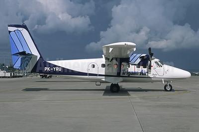 Trigana Air Service de Havilland Canada DHC-6-300 Twin Otter PK-YRU (msn 685) DJJ (Jacques Guillem Collection). Image: 945858.